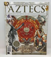 All About History Aztecs Bookazine Magazine Issue 02 Civilization June 2020