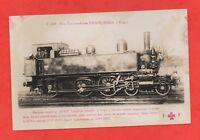 Tren - Máquinas Tender N º 32-016 (J3983)