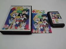 Sailormoon Sega Megadrive Japan