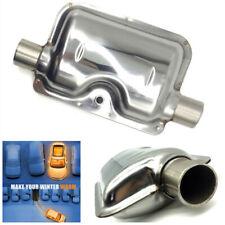 Stainless Steel 24mm Diesel Heater Exhaust Muffler Pipe Silencer For Car Truck