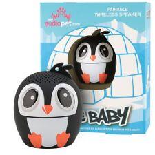 Cute Penguin Speaker Portable Audio Wireless and Bluetooth