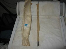 NOS Mopar 1967-68 Chrysler New Yorker Door Edge Guards