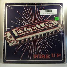 Excellos - Rise Up LP NEW