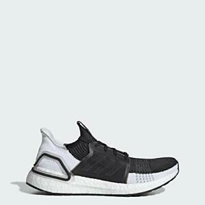 adidas Men's Ultraboost 19, Black/Grey/Grey, Size 9.0 UYsO