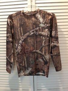 Mossy Oak Break Up Infinity,Youth,Unisex,Medium,Camouflage,Long Sleeve Shirt
