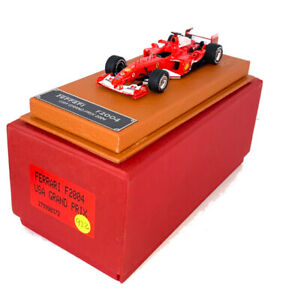 BBR Idea Ferrari F2004 USA F1 Grand Prix 2004 Schumacher 1:43 Factory MIB RARE