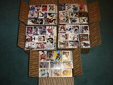 Medium Flat Rate Box Full of HOCKEY Cards Late 80's to Present - 3200+ Cards