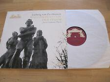 LP Beethoven Waldsteinsonate Sturm Lateiner Piano Vinyl Heliodor 478 046  ! RAR
