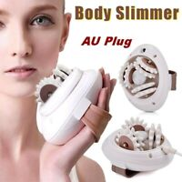 3D Electric Body Massager Roller Spa For Weight Loss Fat Burning Face Lift Tool