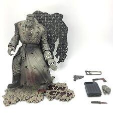 McFarlane Toys Sin City Marv Action Figure Frank Miller Base Weapons Black White