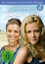 McLeods Töchter (Mc Leod's) - Die komplette 6. Staffel NEUWARE 8 DVD's KO**