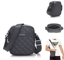 GUESS Mini Crossbody Bag 6214 UPTOWN V/Small G-Logo Bags Dk Blue Slim Case BNWT
