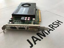 IBM 03T8310 NVIDIA Quadro K2000 2GB GDDR5 PCI-E 2.0 VIDEO CARD