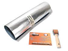 44 SQFT 50mil Car Sound Deadener Noise Insulation Roll w/ Dynamat Xtreme Sample
