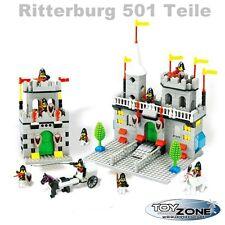 Ritterburg kompatibel Bausteine Set 501 Teile!