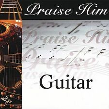 NEW Praise Him On The Guitar (Audio CD)