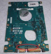 FUJITSU MHW2040BH Partie Non CA06820-B67000SC Plaque HDD PCB