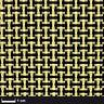 Tessuto ibrido in fibra carbonio e aramide kevlar 205 g/m² 3k PLAIN  - 1 Mq
