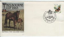 Australian First Day Cover Sports Postal Stamps