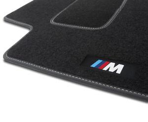 S4HM TAPPETI TAPPETINI moquette velluto M3 M POWER per BMW 3 E46 1998-2004 4/5-p