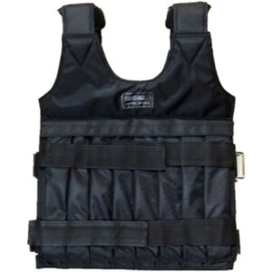 20KG Loading Weight Vest For Boxing Weight Training Workout Fitness Gym Use