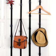 CapRack 8- Baseball Cap Hat Holder Rack Organizer Storage Door Closet Hanger