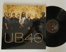 UB40 collected    double album;    180 gram audiophile vinyl       double album