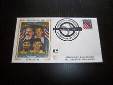 1996 Baseball Entrée De Réputation Induction Jour Event Housse Cooperstown, Ny 8