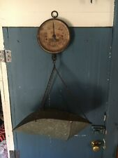Penn Scale Mfg Co. 20lb Hanging Scale with Basket