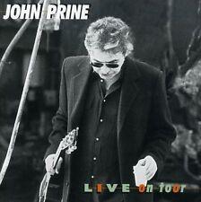 John Prine - Live on Tour [New CD]