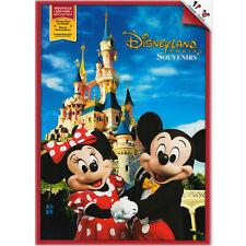 Disneyland Paris Exclusive - Souvenir Book - 64 pages - 25th Birthday + Map
