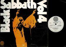 Black Sabbath-Black Sabbath Vol 4-VINYL LP-USED-Aussie press