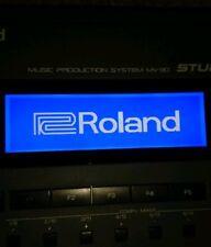 Roland W-30 A-50 A-80 D-70 SP-700 JW-50 E-96 G-600 G-800 RA-800 LED Display !