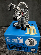 GROMIT UNLEASHED - GRANTS GROMIT - FIGURINE BOXED