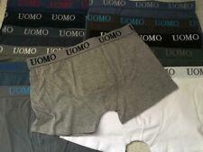 LOTE DE 12 BOXER CALZONCILLO BOXER UOMO Underwear Talla M-L-XL-XXL HOMBRE 24h