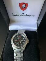 Tonino Lamborghini Watch Men's Limited Edition Unused w/Box