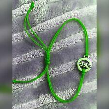 DIABETIC Medical Alert ID bracelet, Diabetes Diabetic Medic alert Handmade