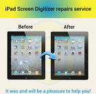 Ipad 2 2nd A1396 Digitizer Front Glass Screen Broken Replacement Repair Service