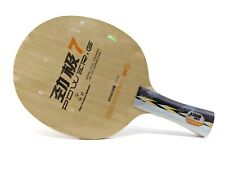 Original DHS Power. G7 PG 7 Table Tennis Blade Ping Pong Racket FL 7 Ply