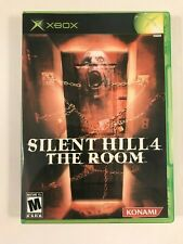 Silent Hill 4 The Room - Xbox - Replacement Case - No Game