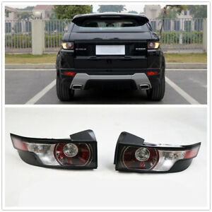 For 2012-2015 Land Rover Range Rover Evoque Driver Side Tail Lights Lamp 2PCS US