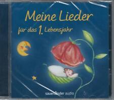 CD-Meine Lieder für das 1. Lebensjahr  Neu & OVP