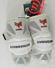"""WARRIOR """"Rabil"""" Lacrosse Arm Pad, White, Various Sizes, NWT"""