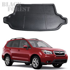 Rear Trunk Tray Boot Liner Mat Floor Protector For Subaru Forester 2013-2017