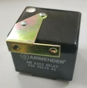 Lot of 2 x AIRMENDER AM-A3C2 Relay