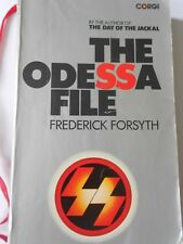 The Odessa File by Frederick Forsyth (Paperback, 1972)