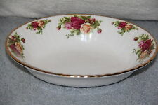 Royal Albert OLD COUNTRY ROSES Oval Vegetable Serving Bowl  NWT