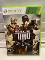 Army of Two: The Devil's Cartel (Microsoft Xbox 360, 2013)