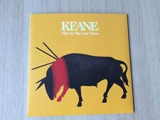 """Keane - This Is The Last Time / She Opens Her Eyes -  7"""" Numbered Vinyl"""