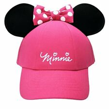 Disney Youth Hat Kids Cap with Minnie Mouse Ears